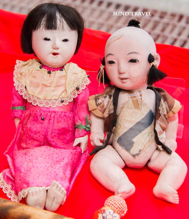 大和な雛祭 市松人形3