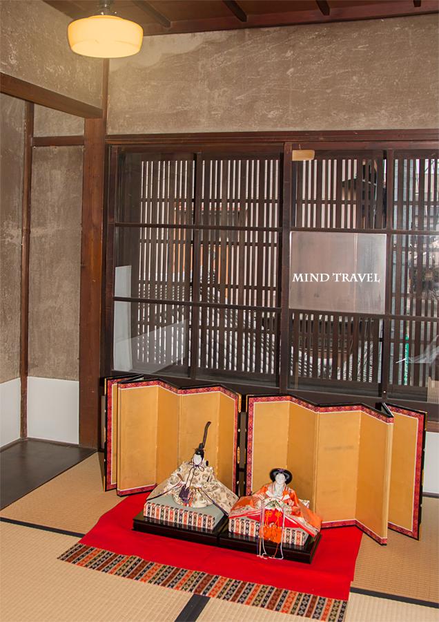 大和な雛祭 町屋物語館 雛人形3
