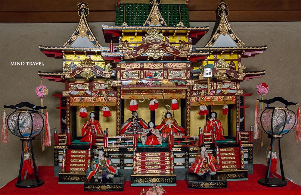 大和な雛祭 町屋物語館 雛人形2