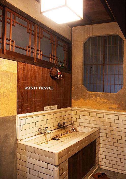 町屋物語館 洗面所
