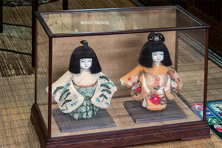 大和な雛祭 菊屋さんの雛人形