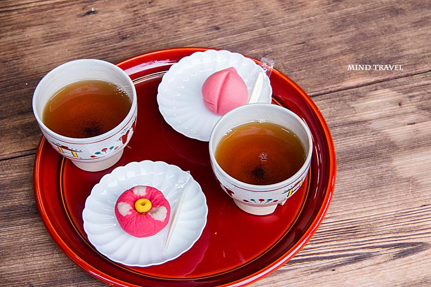 大和な雛祭 菊屋さん-和菓子