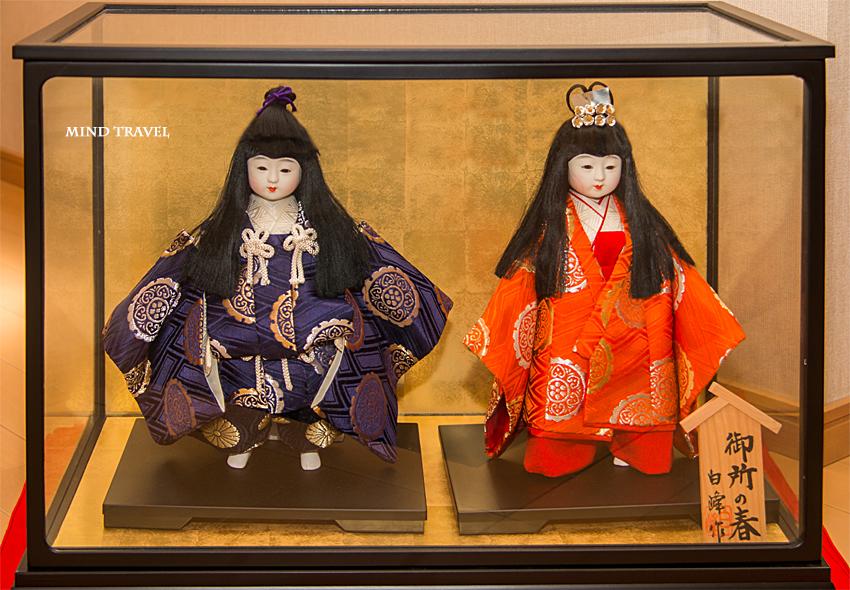 加茂船屋の雛祭