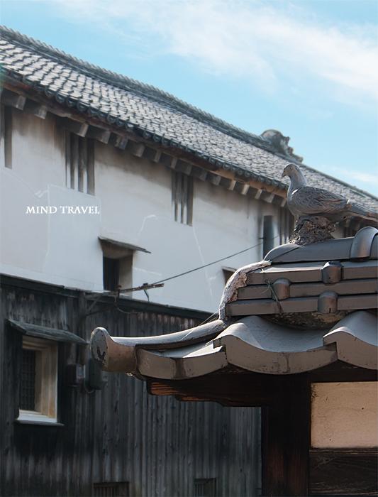加茂船屋の民家