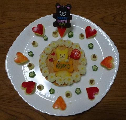 コロケーキ