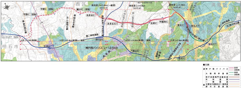 20180314神戸西バイパス地図