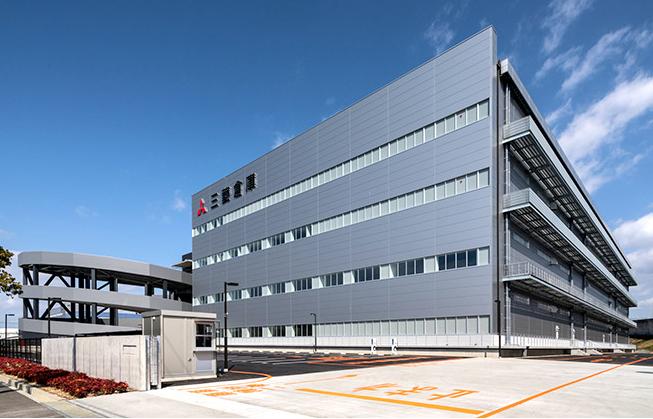 20180326三菱倉庫の西神配送センター