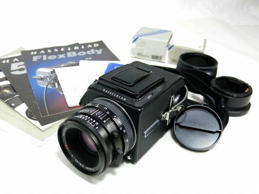 ハッセルブラッド 501C planar 80mm