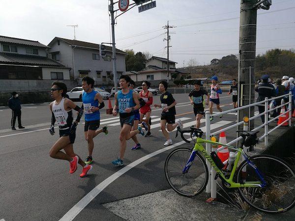 吉備路マラソン2018②