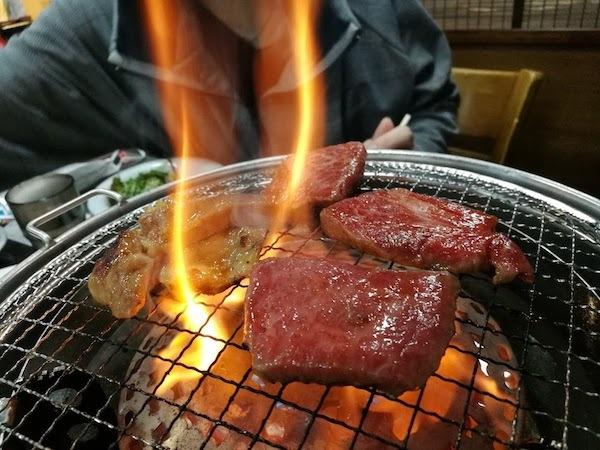 焼肉 18.3.25