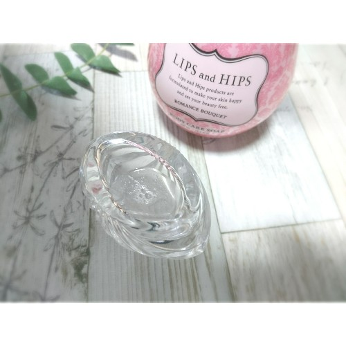LIPS and HIPS (リップス アンドヒップス) ボディケアソープ ロマンスブーケの香り
