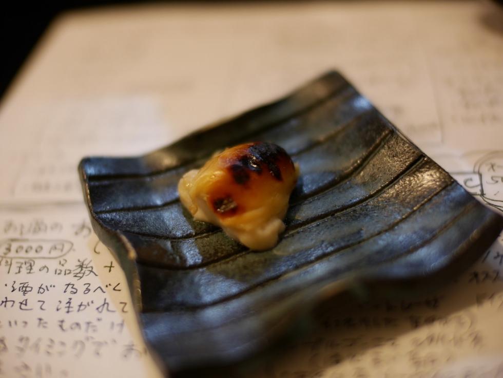 6ふぐ白子西京焼 (1)