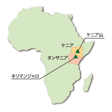 キリマン地図①