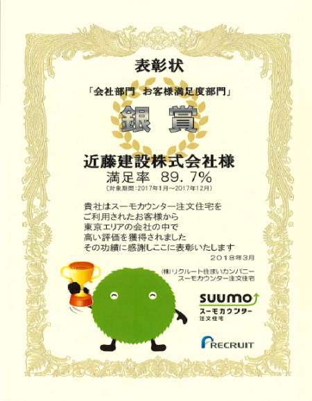 su-mo表彰