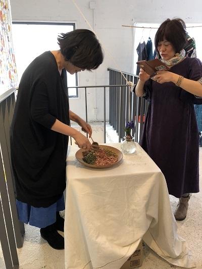 「新刊 ATELIER to nani IROのソーイングクローゼット展&SUMAU10周年展」♪