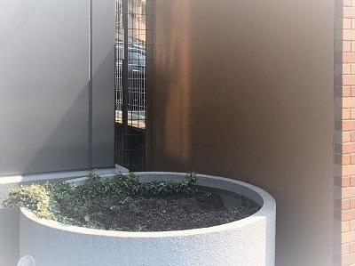 花壇植え込み (2)