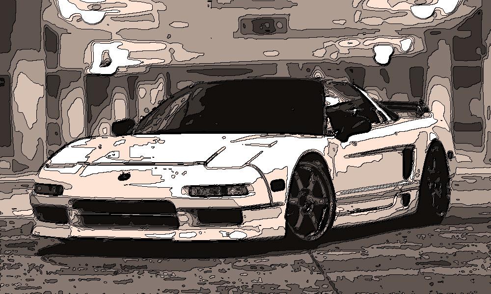 NSX 1992
