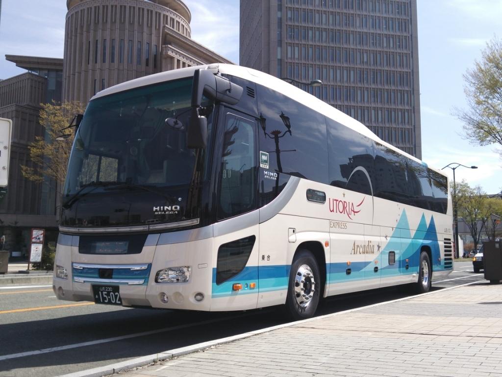 山形交通労働組合 バス画像