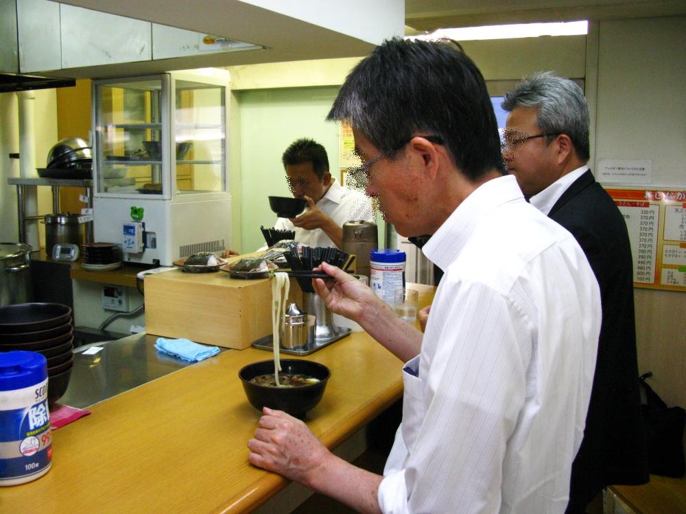 2017_07_03広島:うどんそば味一 新幹線上りホーム39