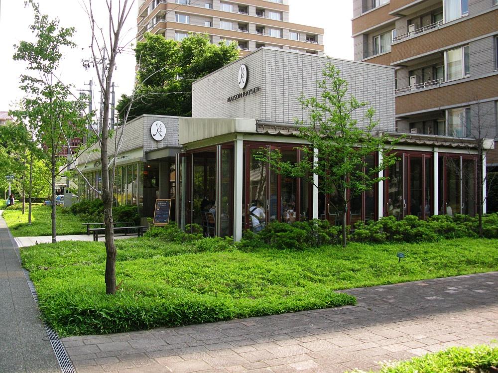 2017_06_11池下:MAISON KAYSER メゾンカイザー名古屋店02