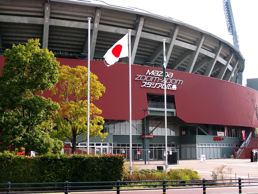 2014_01_22 広島駅 B MAZDAスタジアム広島 09