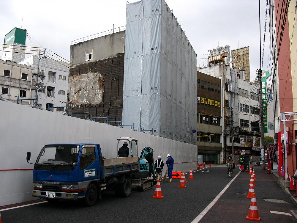 2014_01_22 広島駅 C 愛友市場 解体01