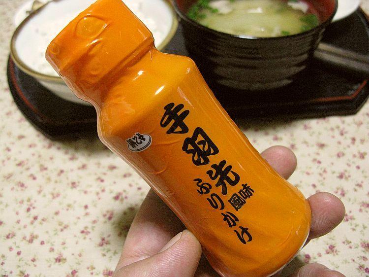 2008_08_08 浜乙女 名古屋名物 手羽先風味ふりかけ05