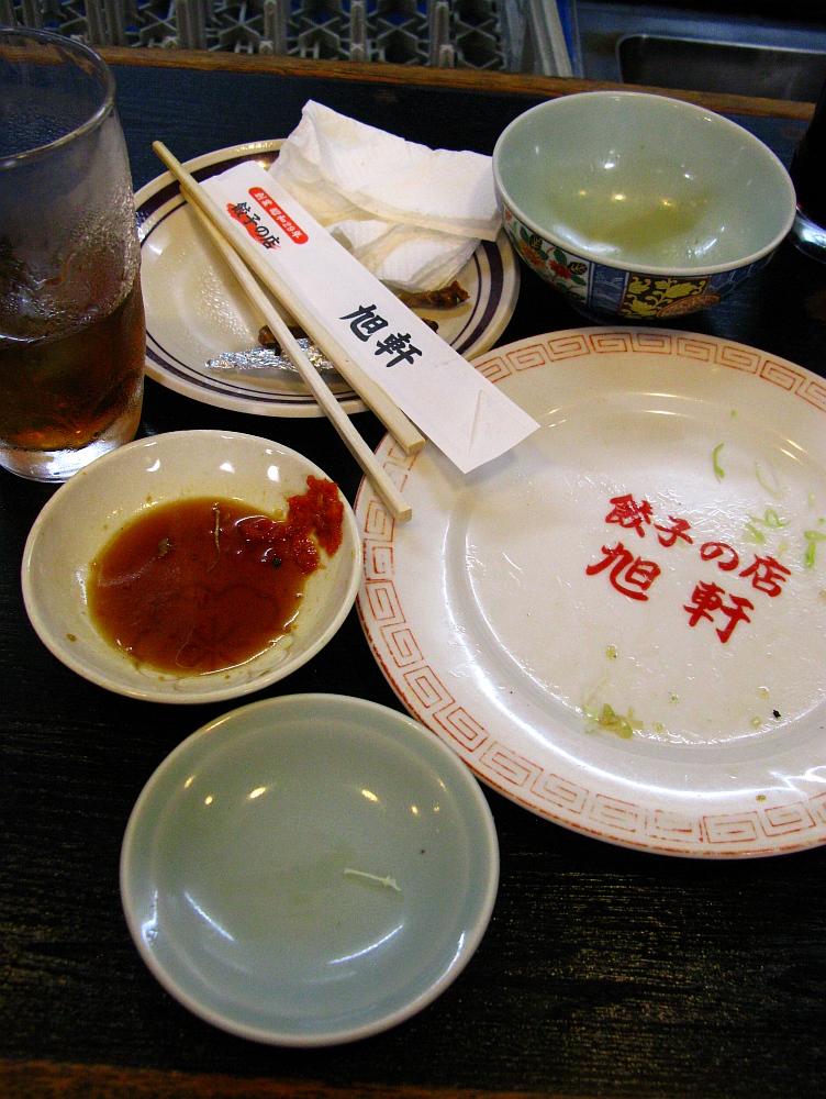 2017_07_01博多:餃子の店 旭軒 駅前本店42