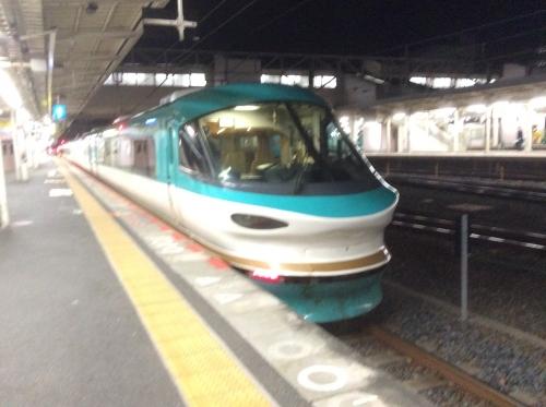 東京出張2018-1-12