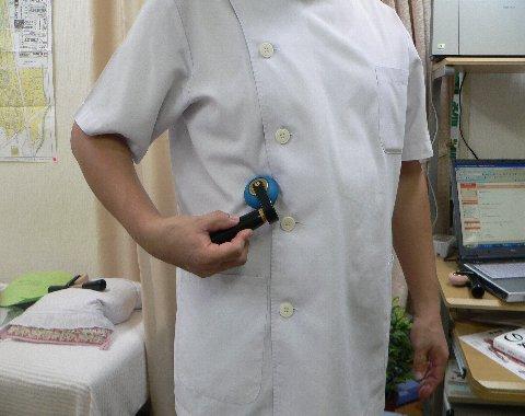肝臓の反射区Ⅳ