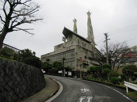 日本二十六聖人記念館1