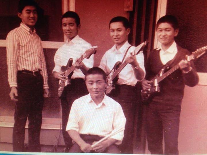 50年前、グループサウンズにあこがれて