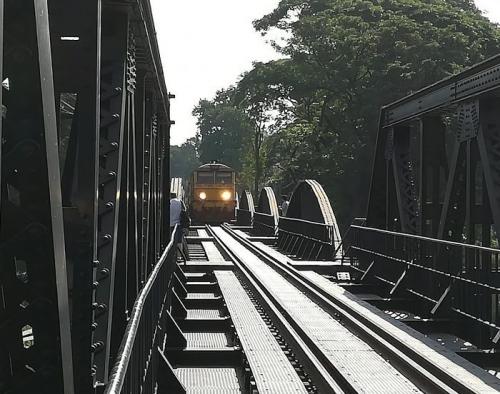 20171214カンチャナブリ列車