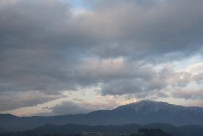 2月11日の大山