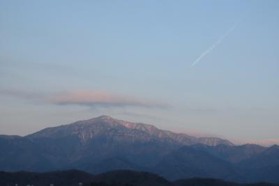 2月24日の大山