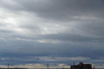 3月22日の東の空