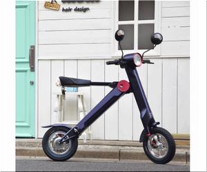 【バイクの懸賞102台目】:電動バイク 「UPQ BIKE me01」