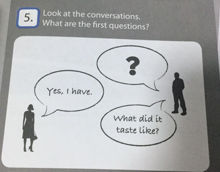 シェーン英会話体験レッスン資料2
