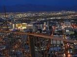 ラスベガス・夜景