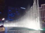 ラスベガス・噴水ショー