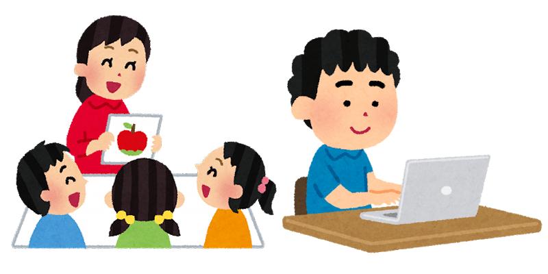 乳幼児・小中学からの早期学習で差を付けよう!
