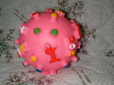 ピンクボール①-1