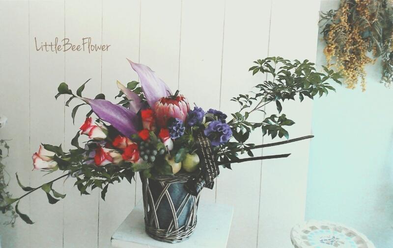 記念日のお花