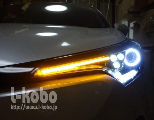 C-HRヘッドライト2