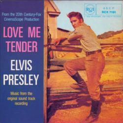 Elvis Presley - Love Me Tender1