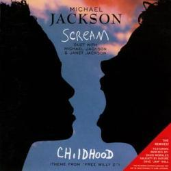 Michael Jackson, Janet Jackson - Scream1