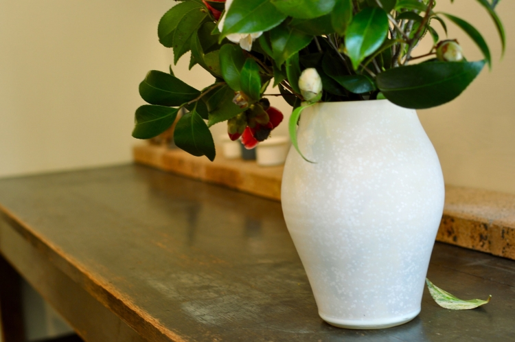 福岡彩子/flower vase (3)