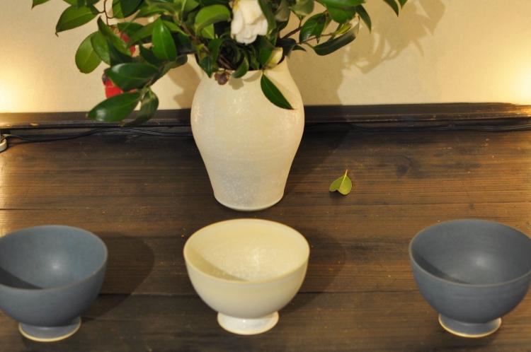 福岡彩子/flower vase