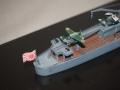 軽巡洋艦大淀(1944)艦尾機銃座