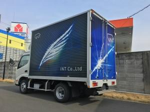 2t車 Blue 施工後 (3)